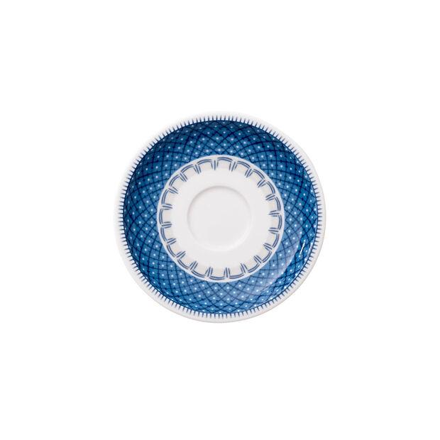Casale Blu mocha/espresso saucer, , large