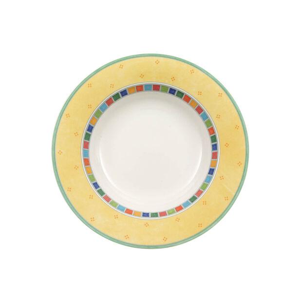 Twist Alea Limone Deep plate 24cm, , large