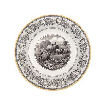 Audun Ferme Flat plate