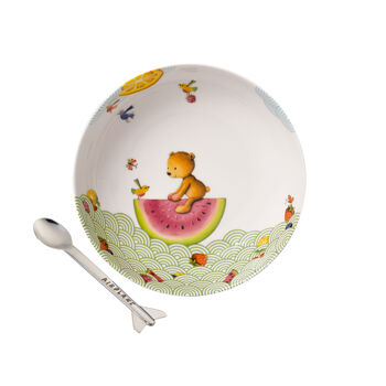 Hungry as a Bear Children's dining set, 2 pcs.