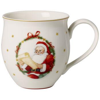 Toy's Delight Mug Mr & Mrs Santa (NO)