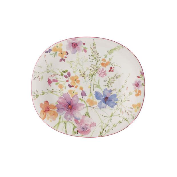 Mariefleur Basic oval breakfast plate, , large