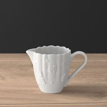 Toy's Delight Royal Classic milk jug, white, 220 ml