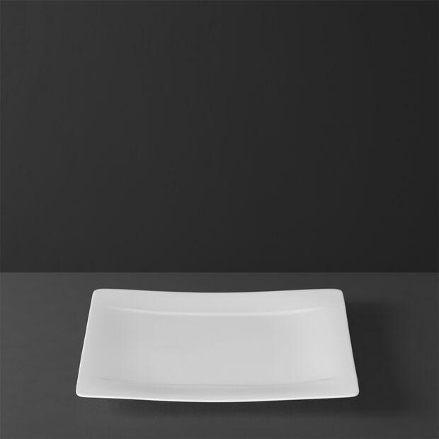Modern Grace gourmet plate 35 x 35 cm, , large