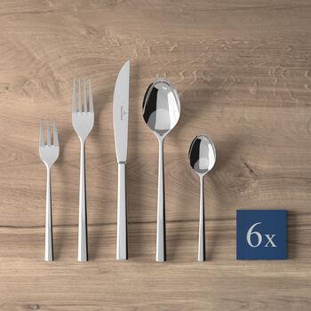 Piemont table cutlery 30 pieces