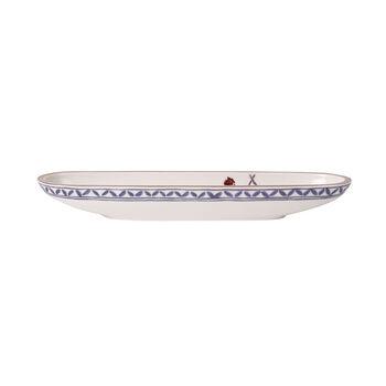 Artesano Provençal Lavender olive bowl