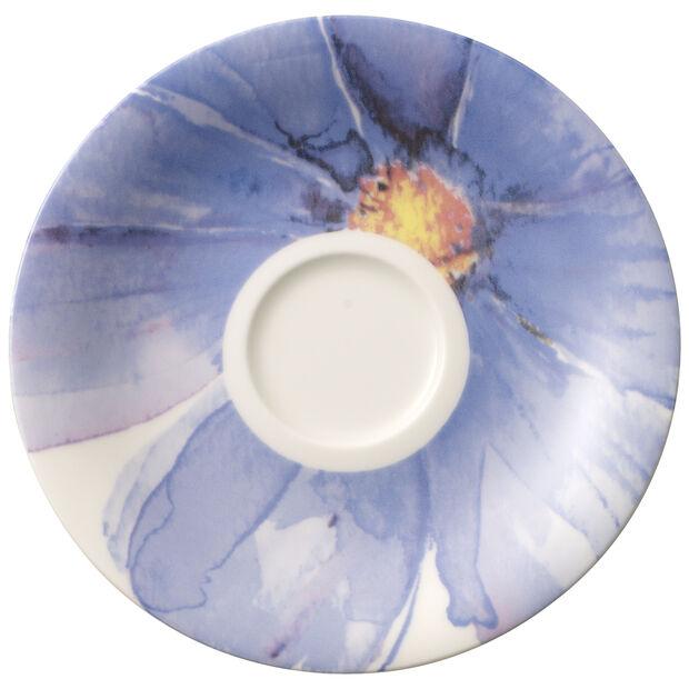 Mariefleur Gris Basic mocha/espresso cup saucer, , large
