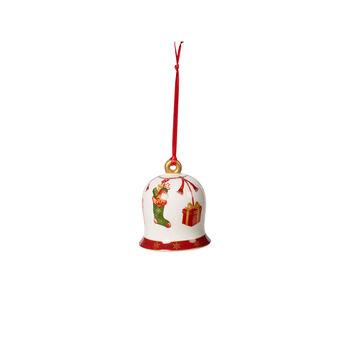 Annual Christmas Edition bell 2019, 6 x 6 x 7 cm