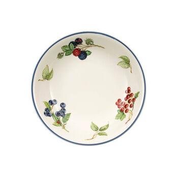 Cottage pasta plate/salad bowl