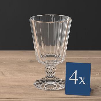 Opéra red wine goblet 4-piece set
