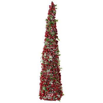 Winter Collage Accessories berry tree L, 72 cm