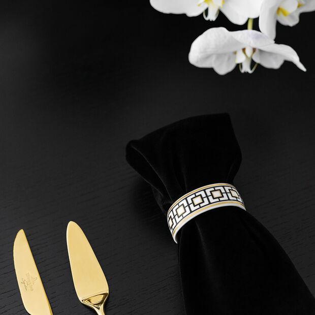 MetroChic Gifts Napkin ring 6,5x2,5x5,5cm, , large