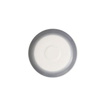 Colourful Life Cosy Grey espresso/mocha cup saucer