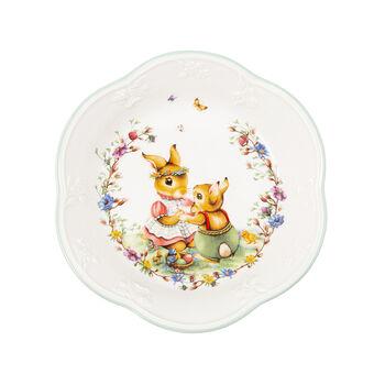 Spring Fantasy small bowl, Anna and Paul, 16 cm, multicoloured