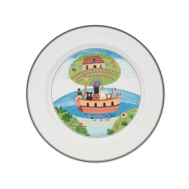 Design Naif dinner plate Noah's ark, , large