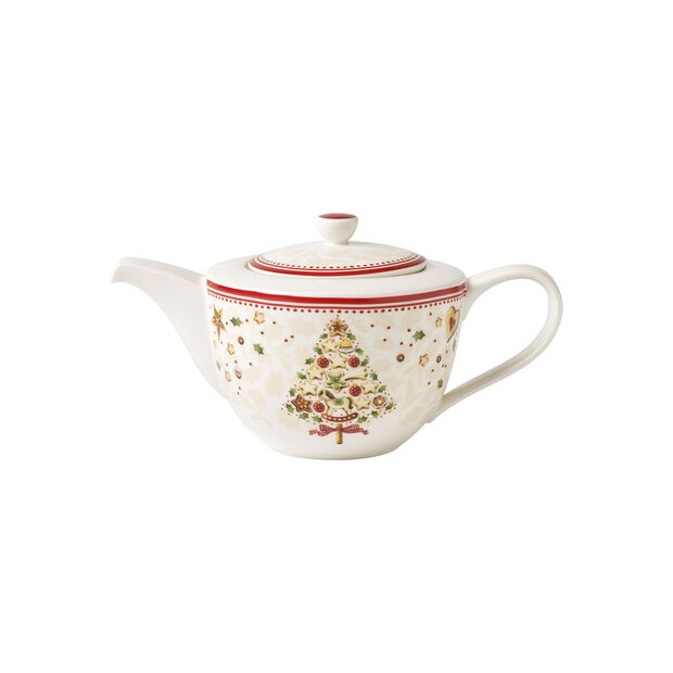 Winter Bakery Delight teapot, , large