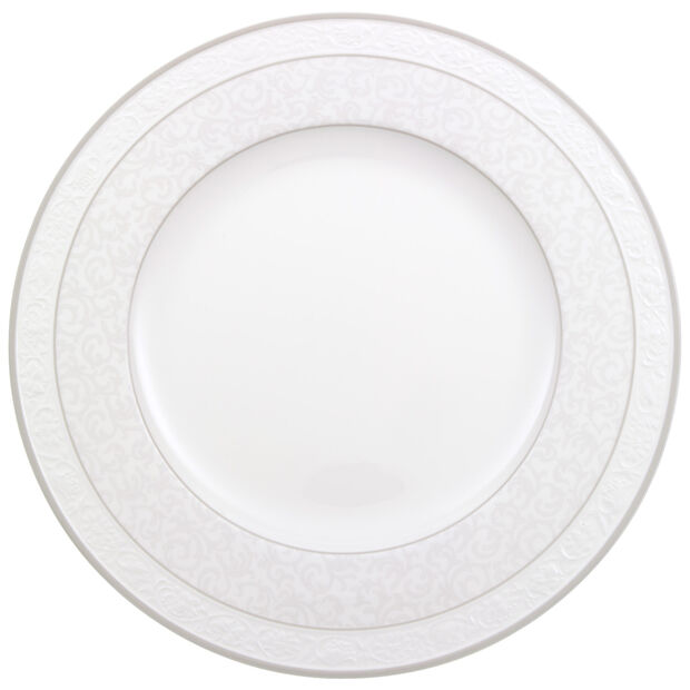 Gray Pearl dinner plate, , large
