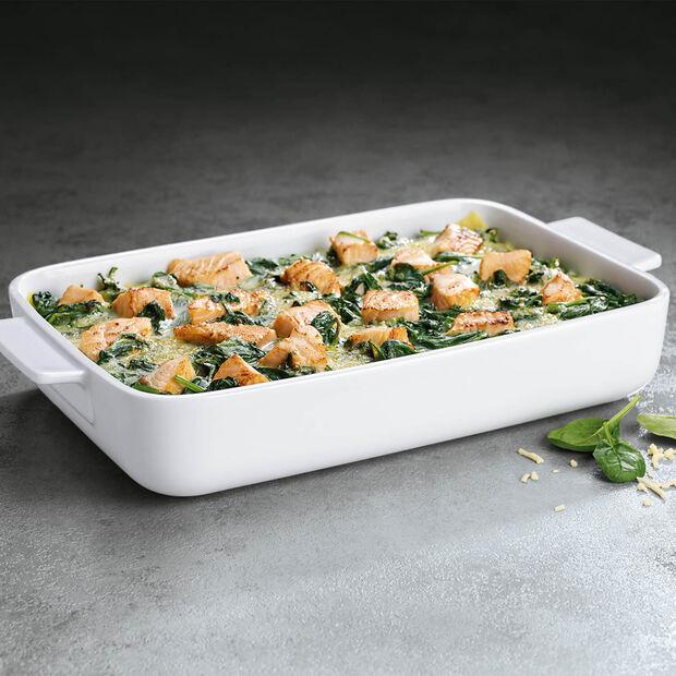 Clever Cooking rectangular baking dish 30 x 20 cm, , large