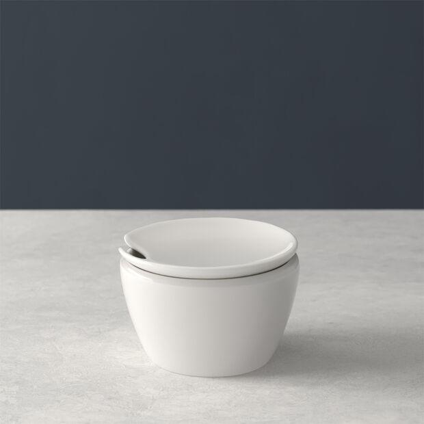 Flow sugar bowl, , large