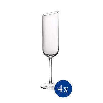 NewMoon champagne glass set, 170 ml, 4 pieces