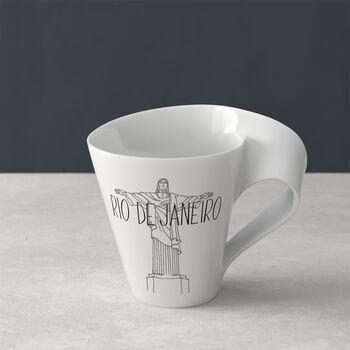 Modern Cities coffee mug, Rio de Janeiro, 300 ml
