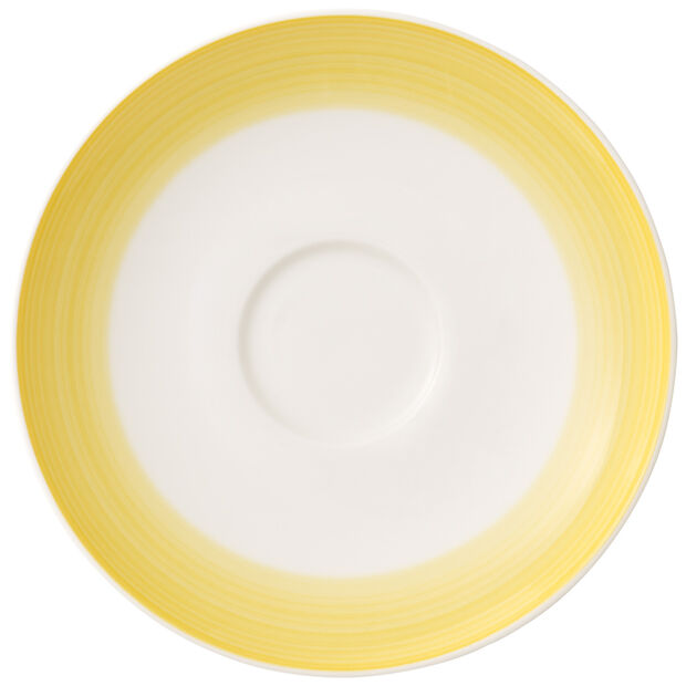 Colourful Life Lemon Pie coffee cup saucer, , large