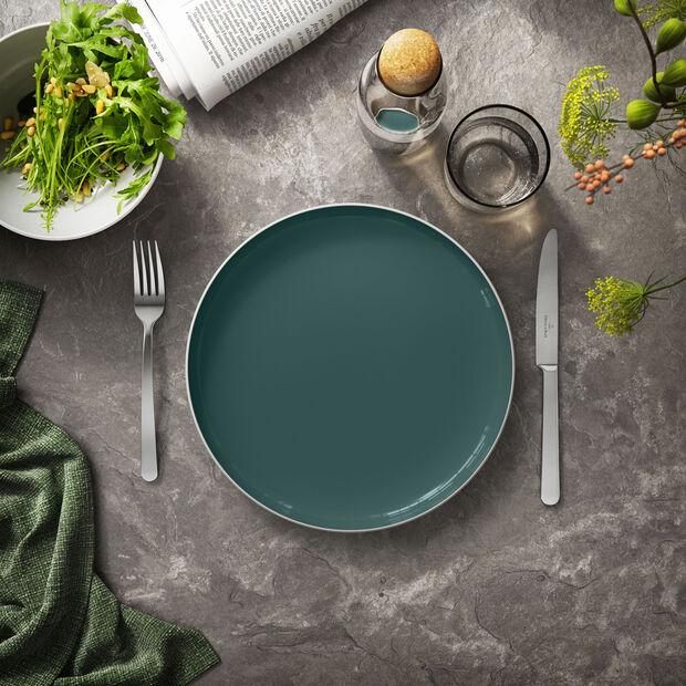 it's my match plate, 27 cm, Dark Green, , large
