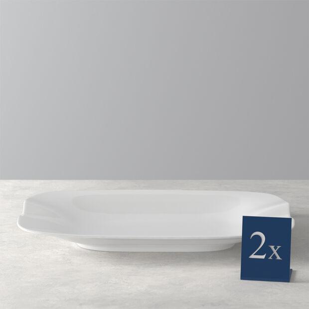 Pasta Passion lasagne plate set 2 pieces, , large