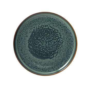 Crafted Breeze dinner plate, grey-blue, 26 cm