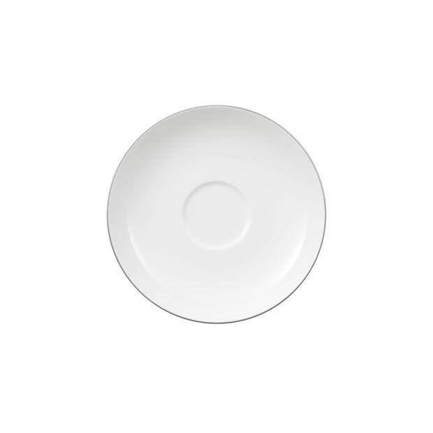 Anmut Platinum No.1 tea cup saucer, , large