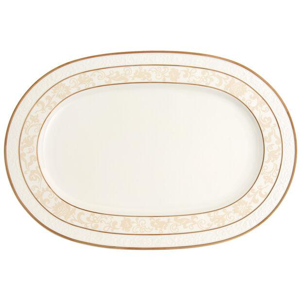 Ivoire Oval platter  41cm, , large