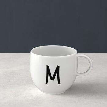 Letters Mug M 13x10x8cm