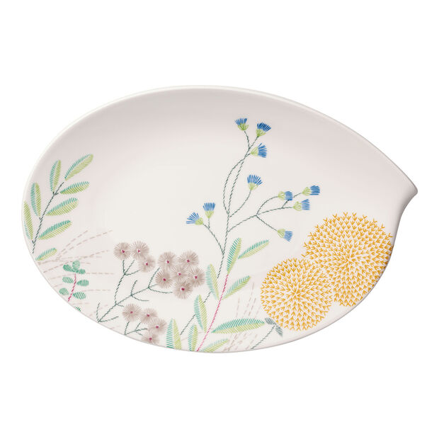 Flow Couture oval plate, , large