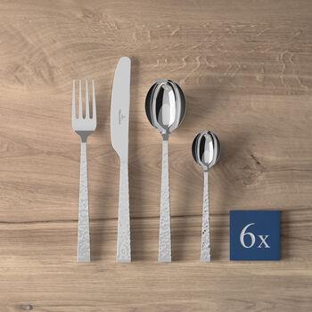 Blacksmith table cutlery 24 pieces