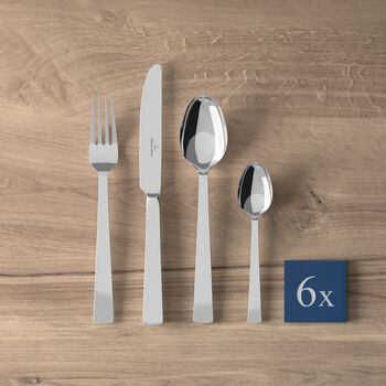 Notting Hill table cutlery 24 pieces 42 x 27 x 5 cm