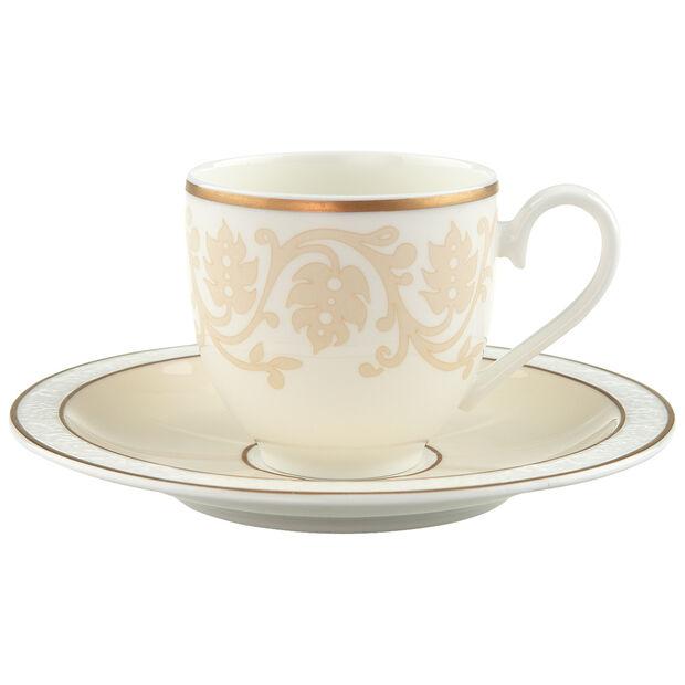 Ivoire Espresso cup & saucer 2pcs, , large