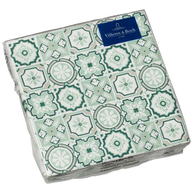 Paper Napkins Jade Caro, 20 pieces, 25x25cm, , large