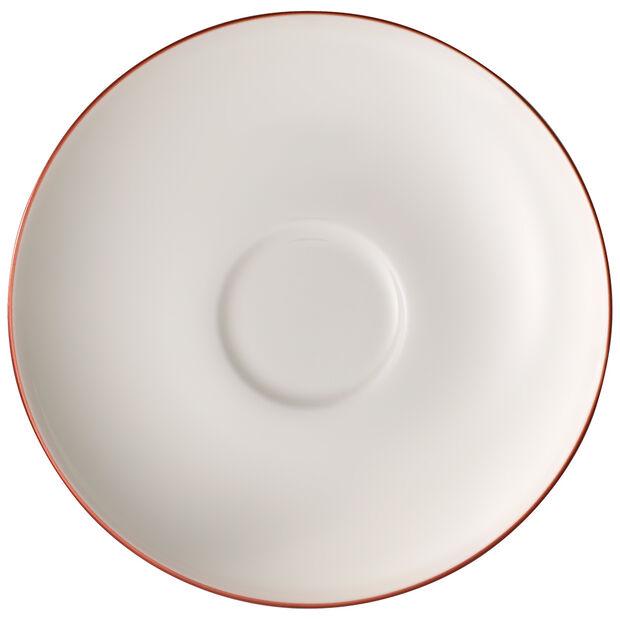 Anmut Rosewood tea cup saucer, , large