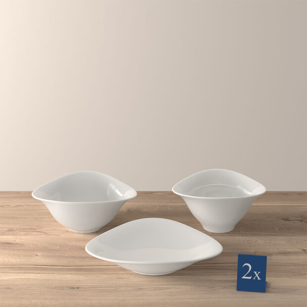 Vapiano trio bowl 6-piece set, , large