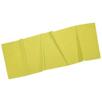 Textil Uni TREND Runner lime 50x140cm