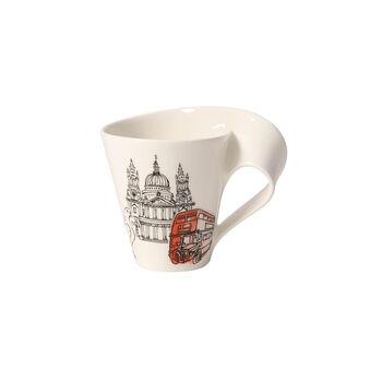 Cities of the World coffee mug London