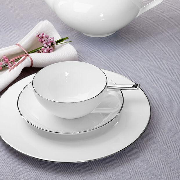 Anmut Platinum No.1 breakfast plate, , large