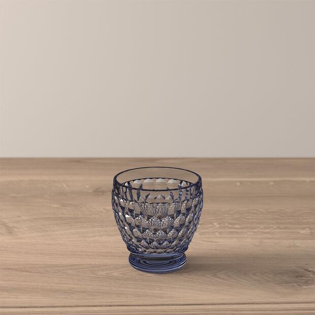 Boston Coloured Shot glass Blue, , large