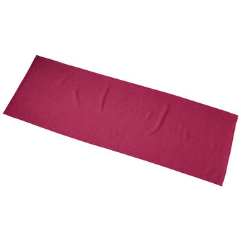 Textil Uni TREND Runner Red Plum 50x140cm