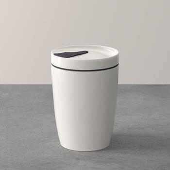To Go coffee mug, 270 ml, white