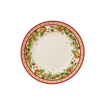 Winter Bakery Delight breakfast plate