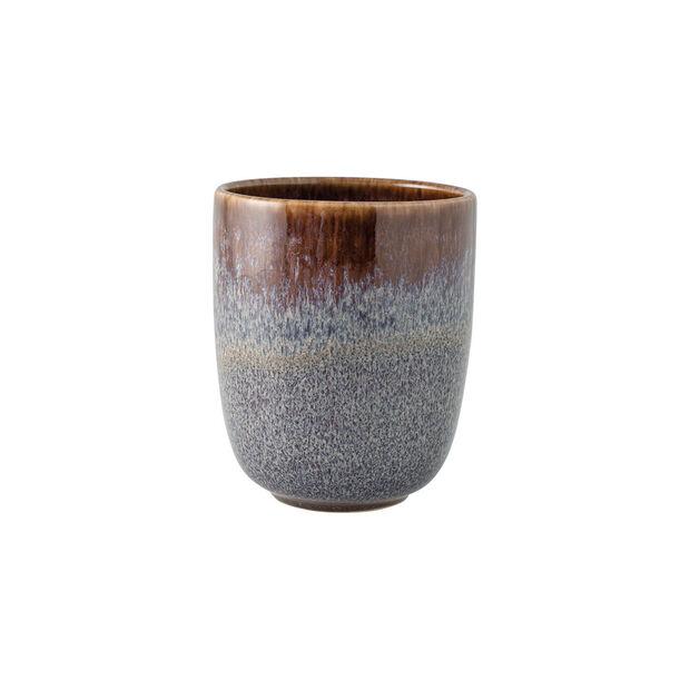 Lave Beige handleless mug, beige, 9 x 9 x 10.5 cm, 400 ml, , large