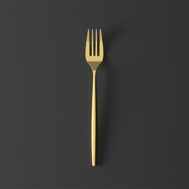 MetroChic d'Or Dessert fork 185mm, , large