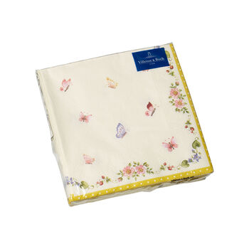 Easter Accessories napkins, butterfly, 25 x 25 cm, 20 pieces