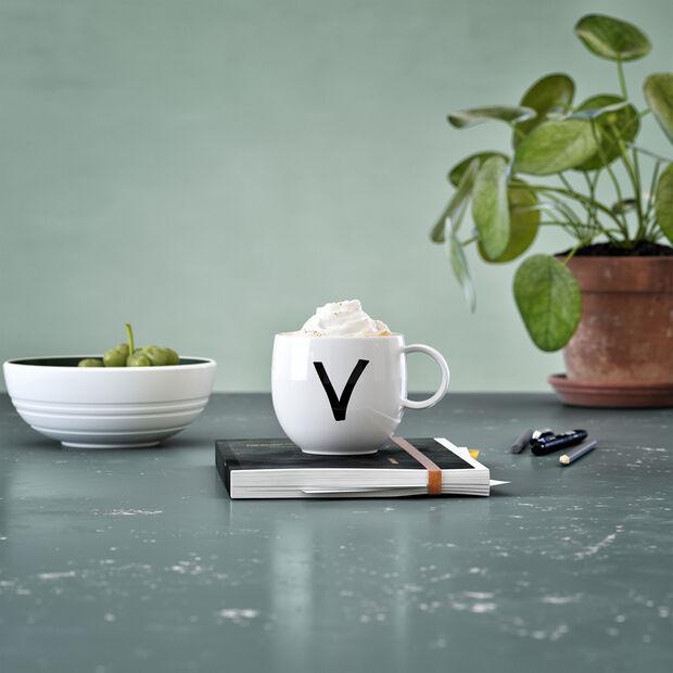Letters Mug V 13x10x8cm, , large